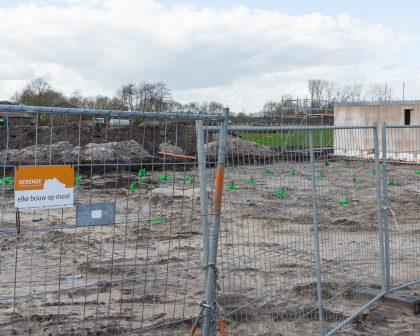 Start bouw 7 woningen i.s.m. De Bunte Vastgoed
